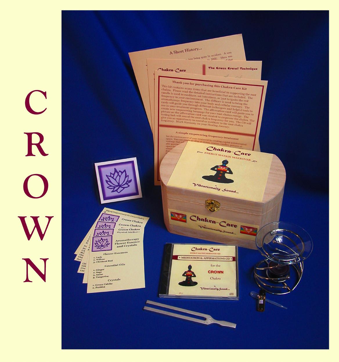 CC KIT CROWN + NAME small