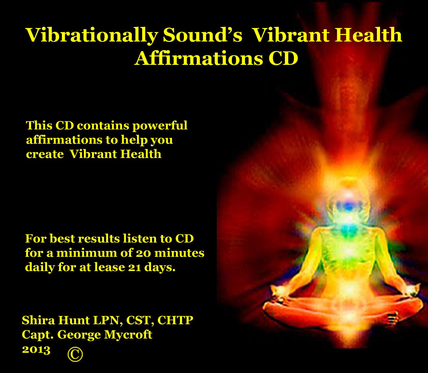 Vibrant Health cover