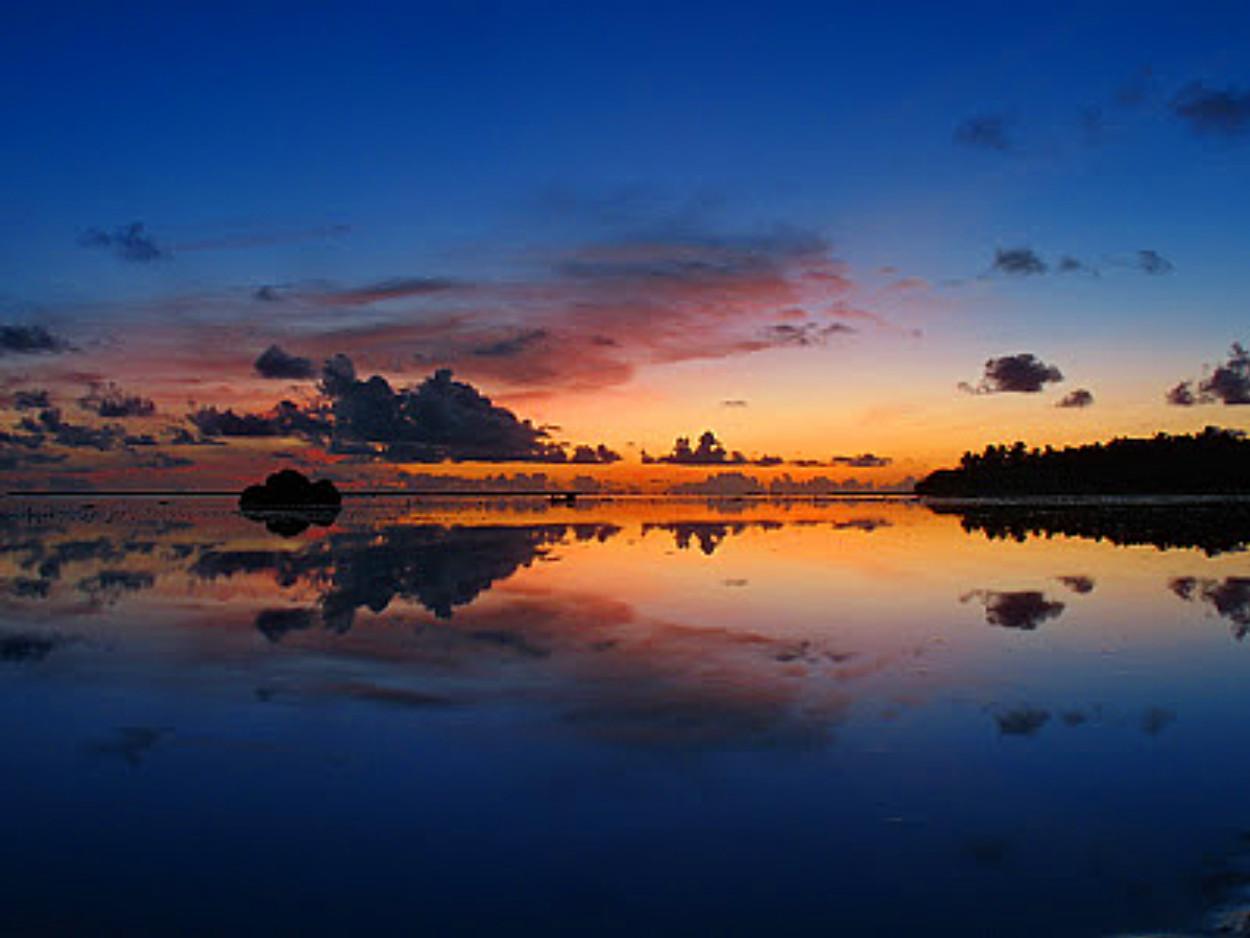 Water Sunset 20151005