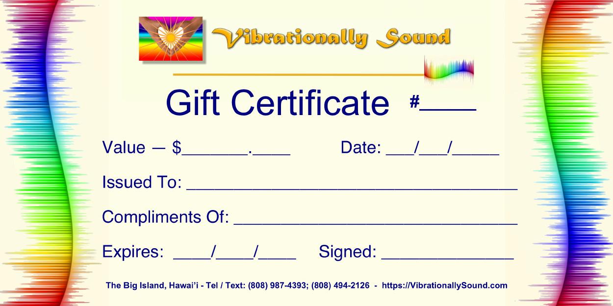 Gift Cert 20200218